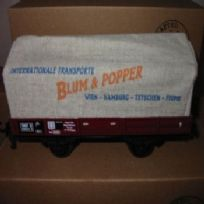 SNCF Blum & Popper Covered Wagon